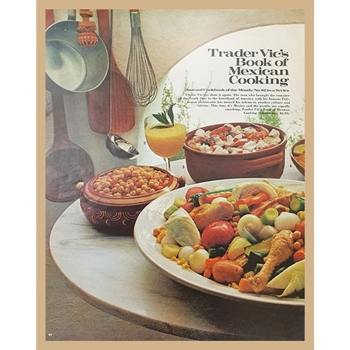 "1973"" Mexican Cooking"