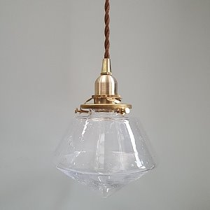 Glass Lamp #1