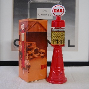 VINTAGE AVON REMEMBER WHEN GAS PUMP