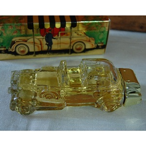 VINTAGE AVON SOLID GOLD CADILLAC