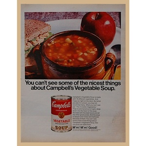 1967' Campbell's Good!