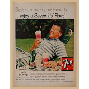 "1959' 7UP ""Float""!"