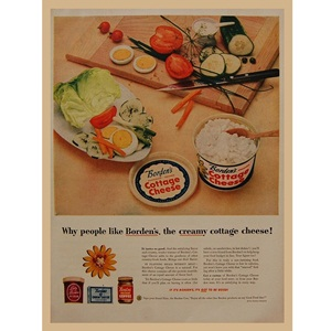 1954' COTTAGE CHEESE