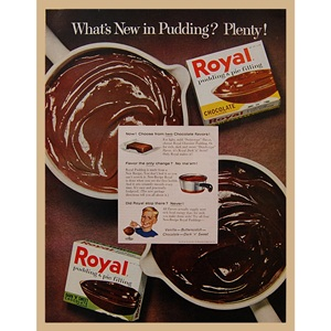 1962' ROYAL PIE