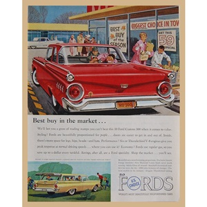 1959' FORDS Best Buy