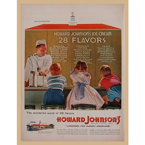 1955' HOWARD JOHNSON'S